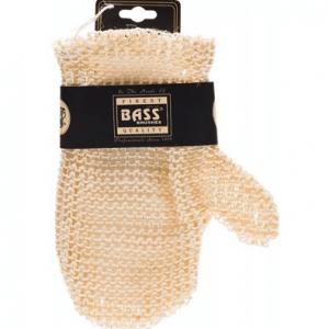 sisal exfoliating glove