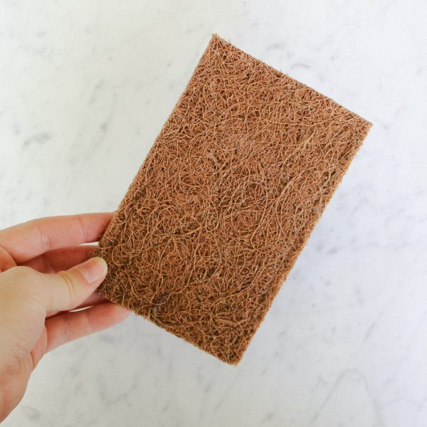 Coconut Scrub Pad (Large)