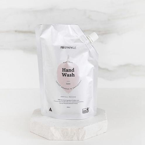 Natural Hand Wash Liquid Refill 500ml