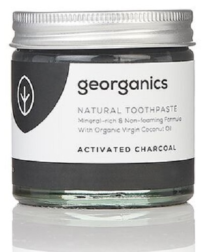 Georganics Natural Mineral-rich Toothpaste