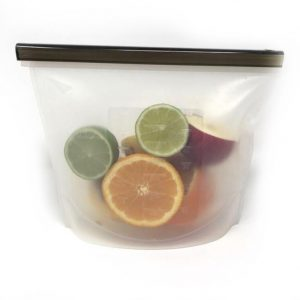 Little Mashies Food Fresh Silicone Storage Bag (1500ml)