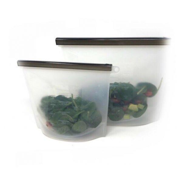 Little Mashies Food Fresh Silicone Storage Bag (1500ml)