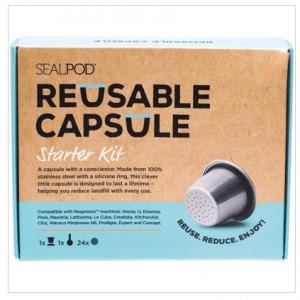 Reusable Coffee Capsule Starter Kit 1