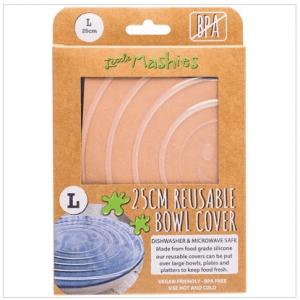 LITTLE MASHIES Reusable Bowl Cover Large 25cm 1