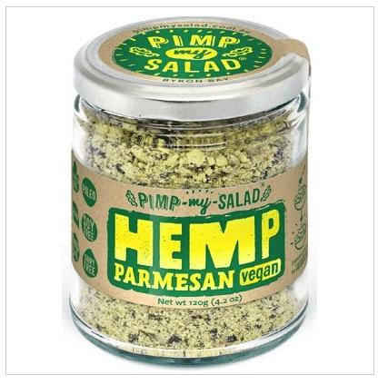 Pimp My Salad Hemp Parmesan 120g