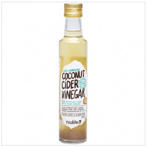 NIULIFE Coconut Cider Vinegar 250ml