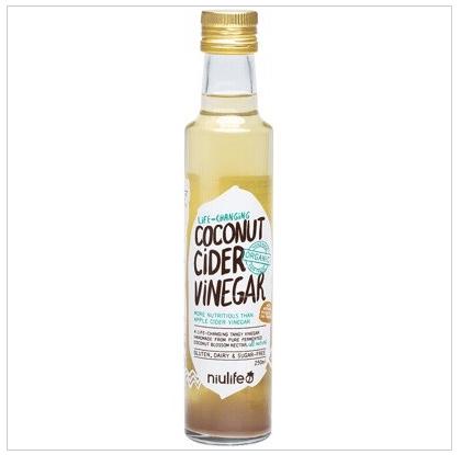 NIULIFE Coconut Cider Vinegar 250ml