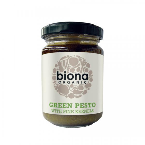 Biona Green Pesto (Organic) ~ 120g