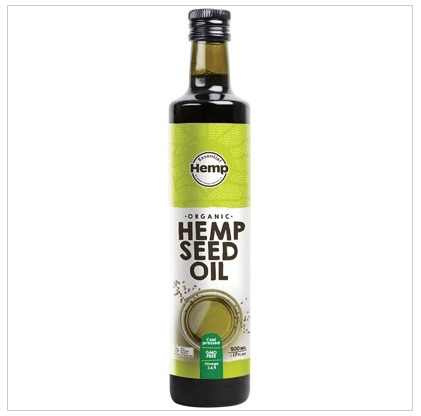 Organic Hemp Seed Oil Contains Omega 3, 6 & 9 500ml