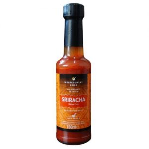 Westcountry Sriracha Hot Sauce (Organic) ~ 150ml