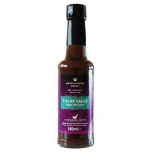 Westcountry Vegan Fischy Sauce (Organic) ~ 150ml