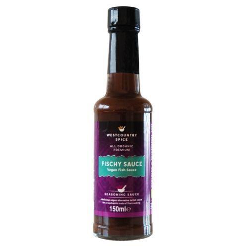 Westcountry Vegan Fischy Sauce (Organic) ~ 150ml