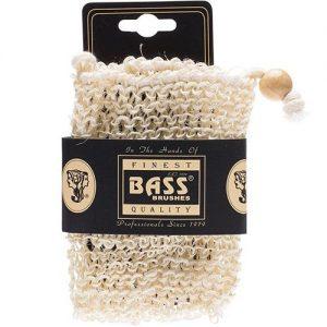 Bass Sisal Body Soap Pouch