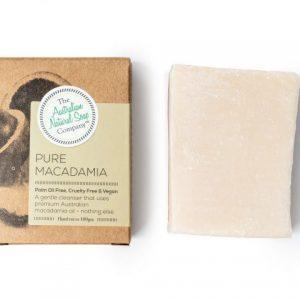 Pure Macadamia Soap