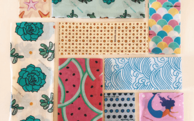 Beeless Vegan Wax Wraps + Creative Ways to Use