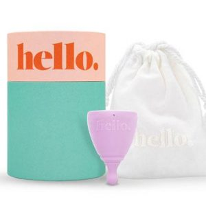Hello Menstrual Cup Lilac XS