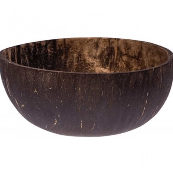 NIULIFE Coconut Shell Bowl Polished