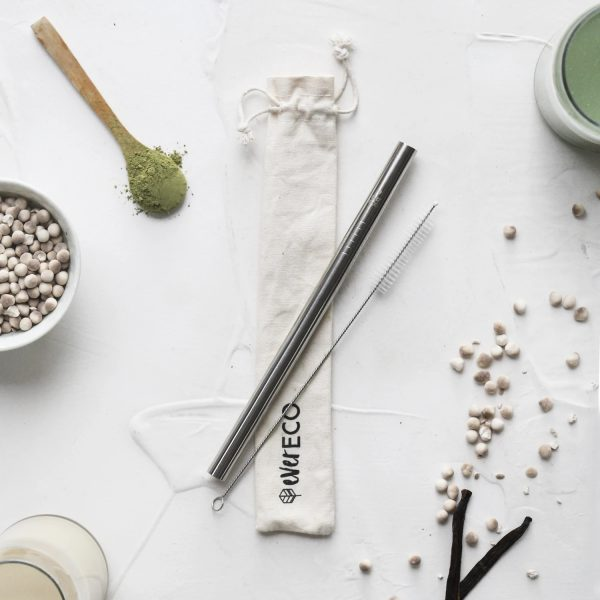 Ever Eco Bubble Tea Straw Kit