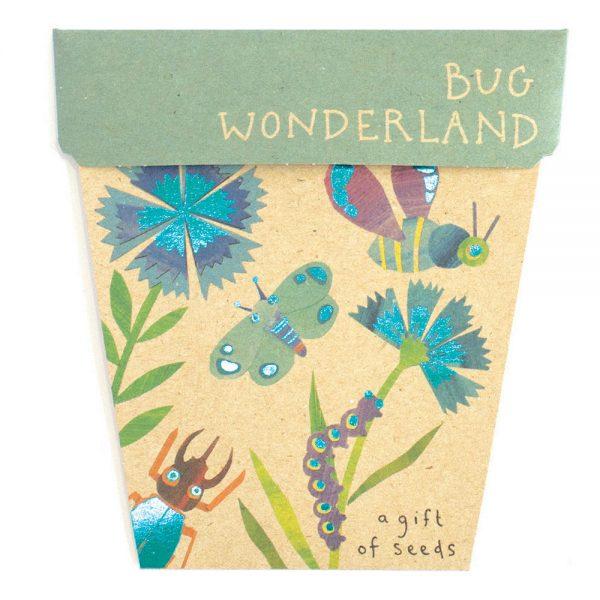 SOW 'N SOW Gift Of Seeds Bug Wonderland