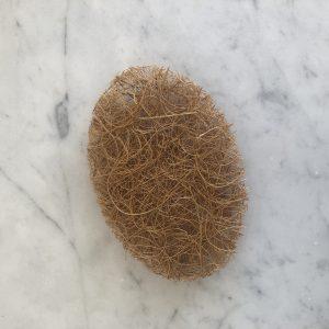 Coconut Foot & Body Scrub Pad