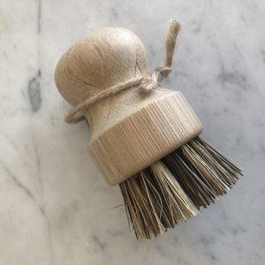 Bamboo Veggie Brush