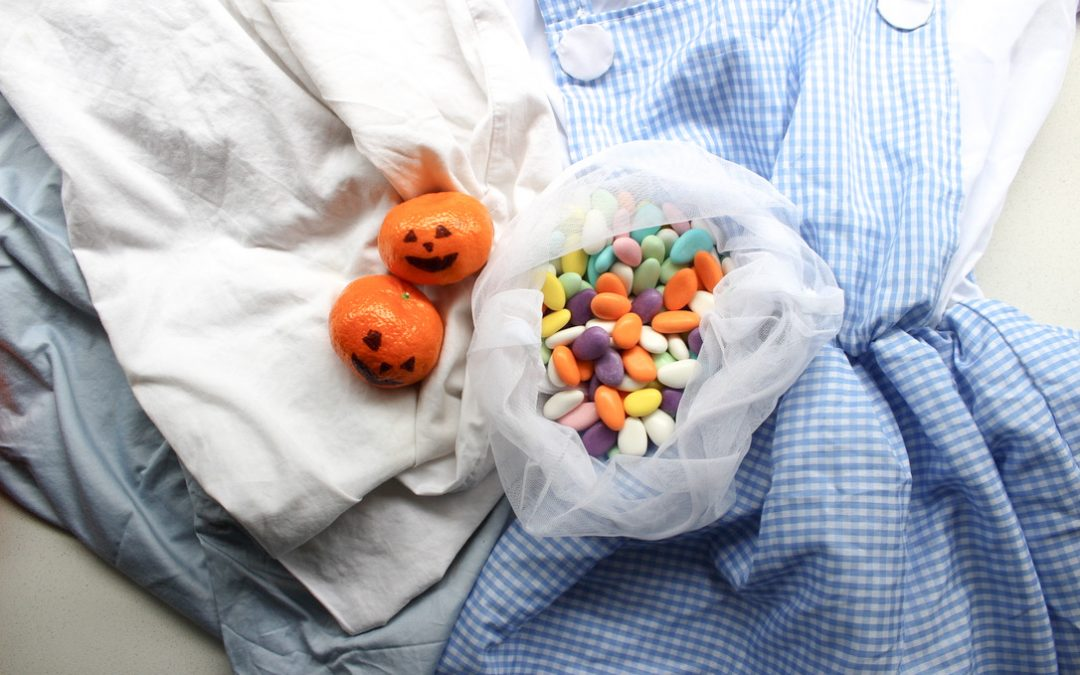 Tips for an Eco-Friendly Halloween
