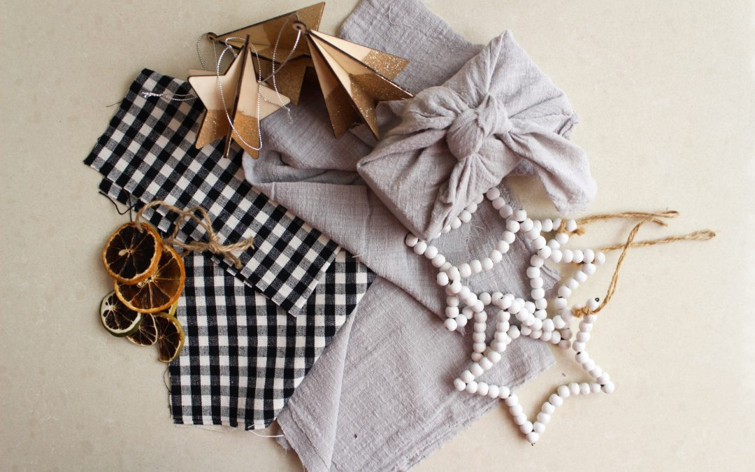 Eco-Friendly & Sustainable Gift Wrapping & Christmas Decor