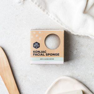 Ever Eco Konjac Facial Sponge - Original