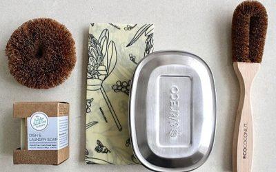Eco-friendly kitchen swaps